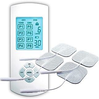 Mini Masajeador Y Estimulador, Electrodos Para Tens, Electroestimulador Digital Muscular, Electroestimulador Tens, Tens Fisioterapia, Gimnasia Pasiva, Electroestimulacion, Tens Ems Electroestimulador