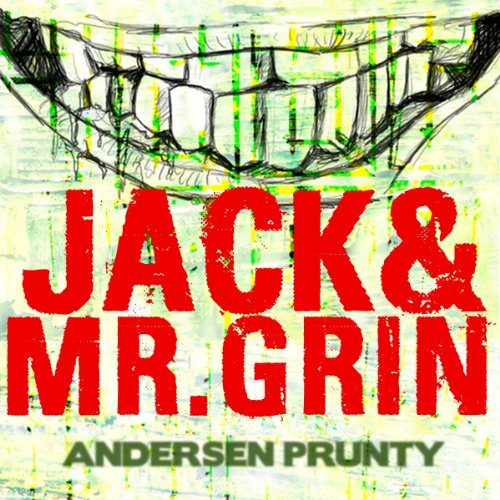 Jack and Mr. Grin audiobook cover art
