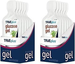 TRUEplus® Glucose Gel, Fruit Punch Flavor - Gel Pouch - 12 Pack