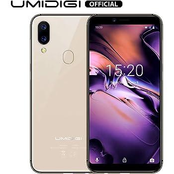 UMIDIGI A3 Smartphone Libres 4G Teléfono móvil Android 9.0 Face ...