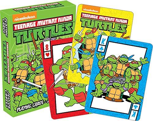 Teenage Mutant Ninja Turtles set of 52 Playing Cards + Jokers (nm 52490)