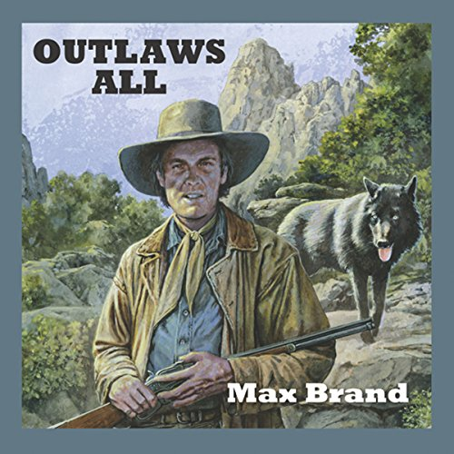 Outlaws All audiobook cover art