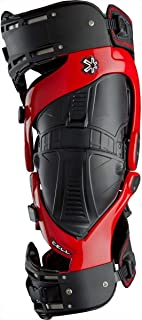 Asterisk Ultra Cell 2.0 Knee Protection System - Pair (Medium) (RED)