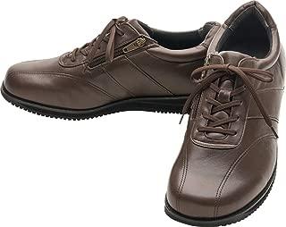 [アサヒメディカルウォーク]コンフォートウォーキングシューズ メンズ メディカルウォークCC M004 ひざのトラブルを予防するSHM搭載ウォーキングシューズ 幅広4E ひざにやさしい靴