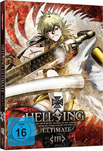 Hellsing: Ultimate - OVA - Re-Cut - Vol.3 - [DVD]