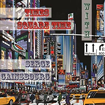 Times Square Time With