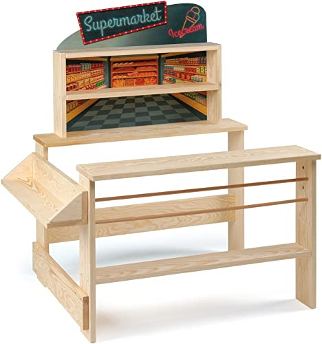 Erzi erzi10054 sch  Supermarkt Play Set