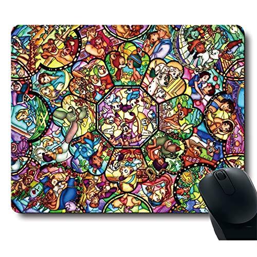 Classic Cute Character Gorgeous Color Scheme Unique Design Mouse Pad