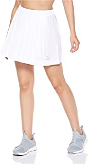 c76c47e812 Puma Archive Pleats T7 Sport Skirt For Women, XL White