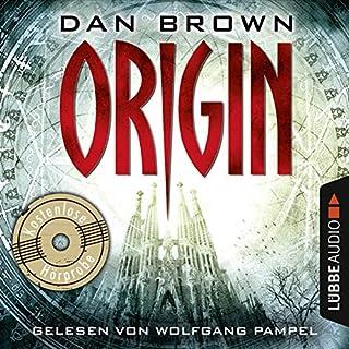 Origin (Robert Langdon 5): Kostenlose Hörprobe Titelbild