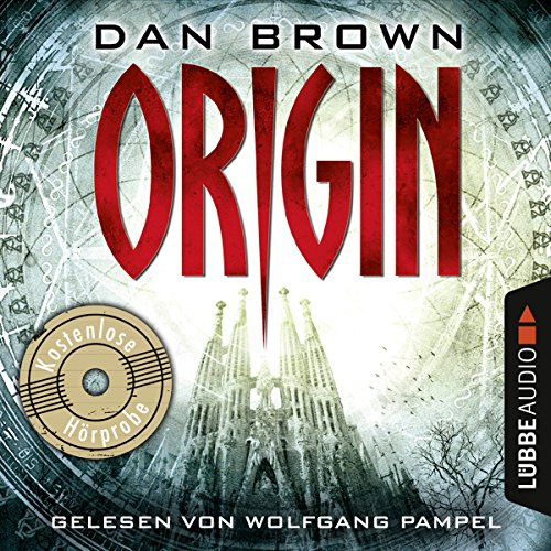 Origin (Robert Langdon 5): Kostenlose Hörprobe audiobook cover art