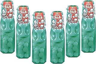 Morinaga Ramune soda candy,original taste×6. No.a452