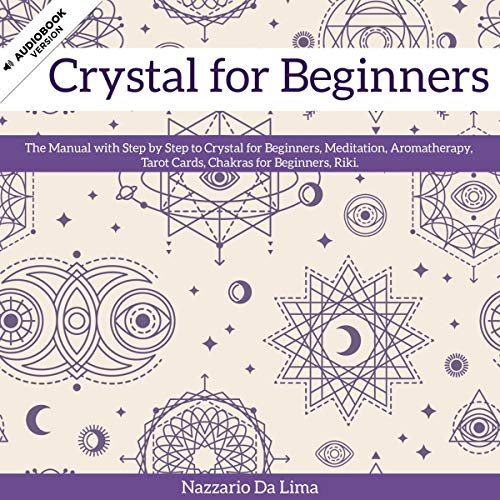 Crystal for Beginners cover art