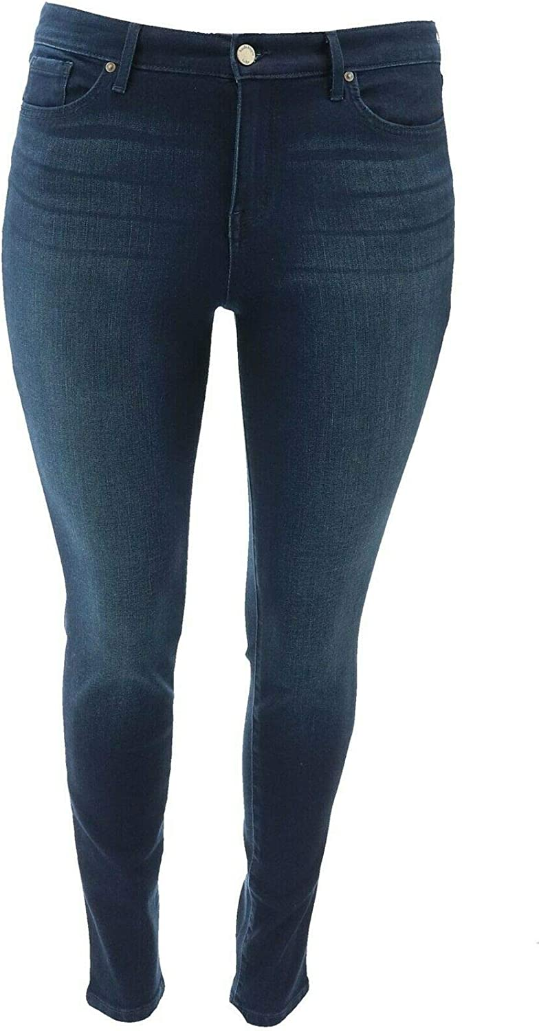 Haute Hippie Tribe 5-Pocket Skinny Ankle Jeans A370026