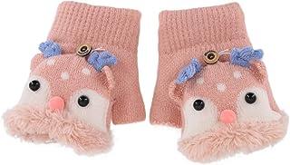 Accessories Glorious Winter Children Girls Boys Cartoon Rabbit Full Finger Wrist Warm Mittens Gloves 2019 Official
