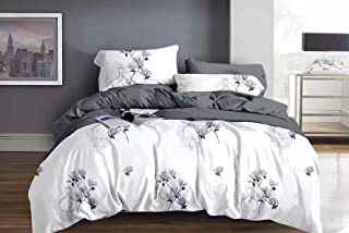 Comfortable Home 6piece King Size Bedding Sets,220x240cm /W 03 (Style 3)
