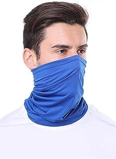 Seamless Face Cover Bandana Men Women Neck Gaiter Headband for Dust Outdoors Fishing Sports Scarf Balaclava