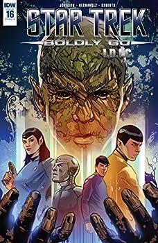 Star Trek Boldly Go #16
