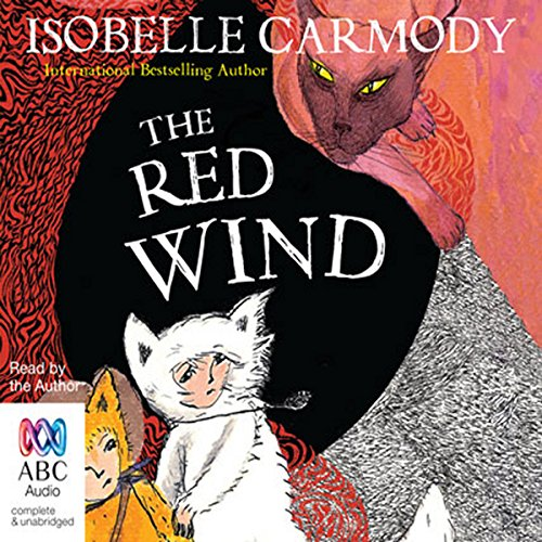 The Red Wind audiobook cover art