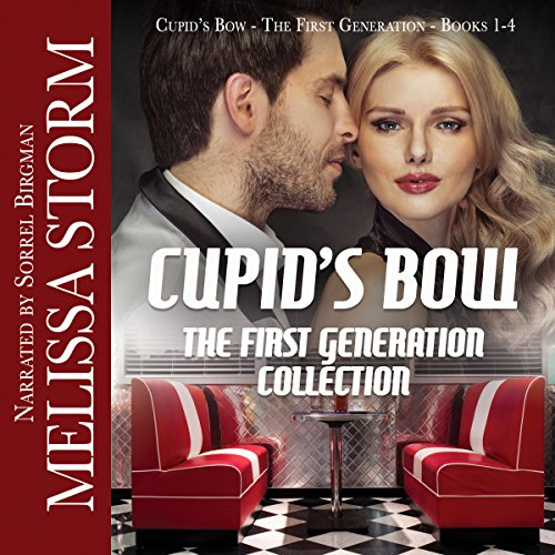 Cupid's Bow: The First Generation Collection audiobook cover art