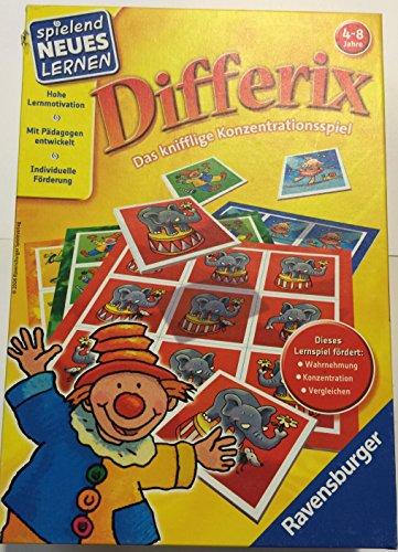 Ravensburger Differix (250691) Ravensburger Spieleverlag GmbH