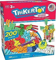 box of tinkertoys gift for kids