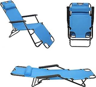 Składany tarasowy translater, przenośny fotel na świeżym powietrzu, pojedyncze przenośne małe łatwe krzesło biurowe biuro ...