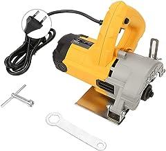 Sierra eléctrica Baverta, cortadora de mármol, cortadora doméstica de alta potencia, ranurado, ranurado, sierra eléctrica para madera/mármol/baldosas 220 V(220v)