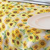 Provencestoffe.com Dekostoff Sonnenblumen, Tournesol,