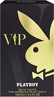 Playboy VIP woda toaletowa dla mężczyzn po 100 ml (2 sztuki)