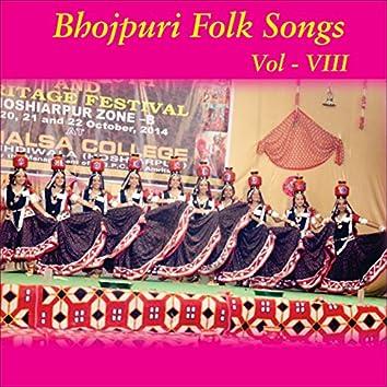 Bhojpuri Folk Songs, Vol. 8