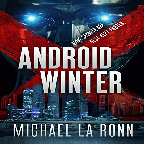 Android Winter audiobook cover art