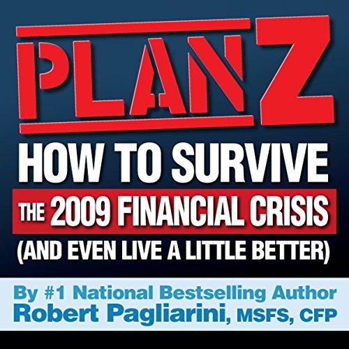 Plan Z audiobook cover art