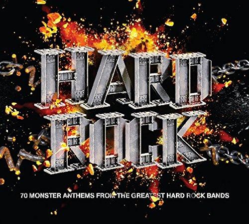 Hard Rock 70 Monster Anthems From...(Box Set 6 Cd)