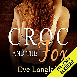 Croc and the Fox audiobook cover art