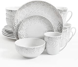 Best gibson platinum dinnerware Reviews