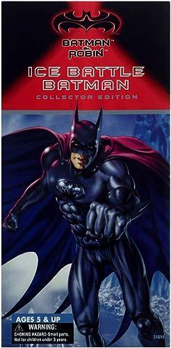 en stock Batman & Robin 12  Ice Battle Battle Battle Batman  Con 100% de calidad y servicio de% 100.