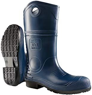 Dunlop 8908611 DURAPRO Boots with Safety Steel Toe, 100%...