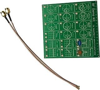 KESOTO RF Demo Kit Módulo de teste RF Atenuador de filtro de analisador de rede vetorial