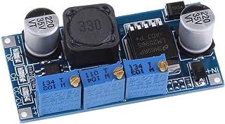 Baoblaze Universal DC-DC Step-Down Adjustable Power Supply CC-CV Module LED Regulator and LED Indicator LM2596 Free Shipping