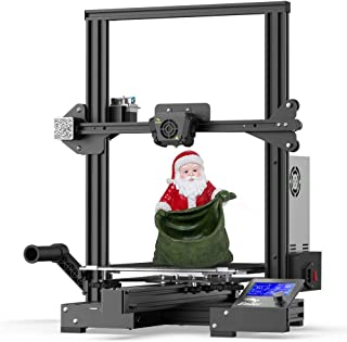 3D Bazaar Creality Ender 3 Max Upgraded 3D Printer with Meanwell Power Supply, Silent Mainboard, Tempered Carborundum Glas...