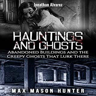 Hauntings And Ghosts cover art