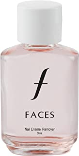 Faces Nail Enamel, Remover 01, 30ml
