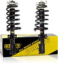 OREDY Front Left & Right Complete Struts Assembly Shock Absorber Assembly Kit 11485 11486 75839242C Compatible with Volvo XC90 2003 2004 2005 2006 2007 2008 2009 2010 2011 2012 2013