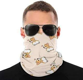 3Pcs Seamless Face Mask Bandanas Elastic Scarf Windproof UV Protection Headband for Cycling Fishing Hiking Outdoor