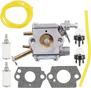 Kuupo 300981002 for Homelite Carburetor Carb for 33cc Chainsaw Homelite UT-10532 Ryobi RY74003D