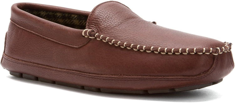 Tempur-Pedic Men's Advection Chocolate slippers 8 M
