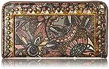 Sakroots Women's Slim Wallet, Sienna Spirit Desert, One Size