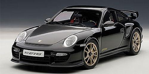AUTOART AA77962 PORSCHE 911 GT2 RS 2010 schwarz 1 18 MODELLINO DIE CAST MODEL