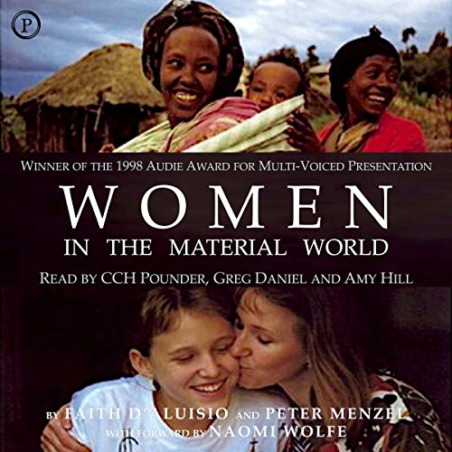 Women in the Material World audiobook cover art